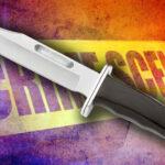 Knife Jacob Blake Cops