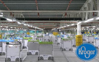 Ocado, AutoStore and Kroger: What's Next?